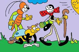 Ferdy la Hormiga y amigos