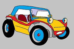Buggy de coches