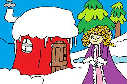 La señora de la nieve