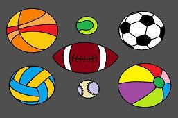 Balones deportivos