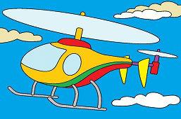Helicóptero privado